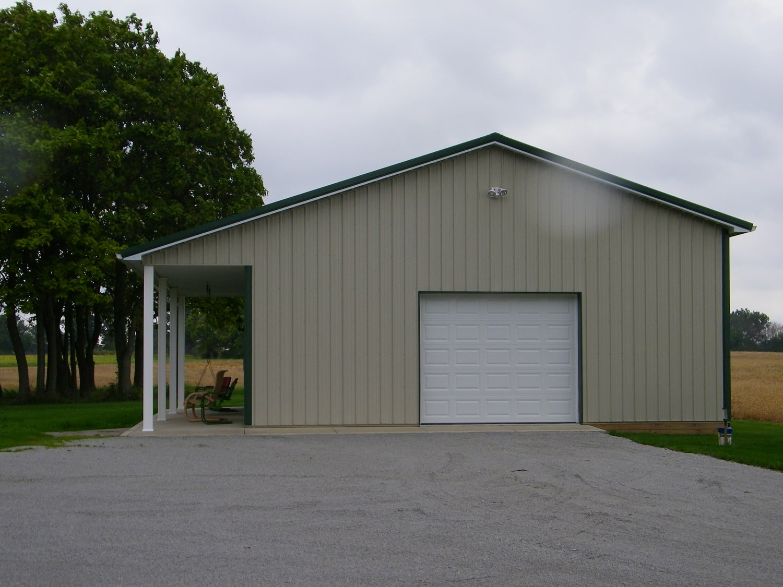 Residential Pole Barns